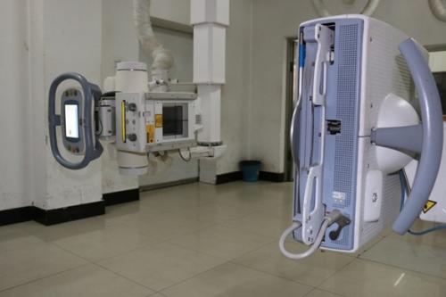 数字化X射线摄影系统  definium6000