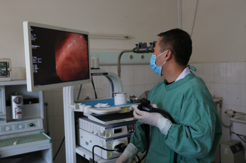 胃肠镜检查系统0