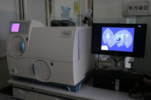 微生物鉴定、药敏分析系统  VITEK 2 Compact